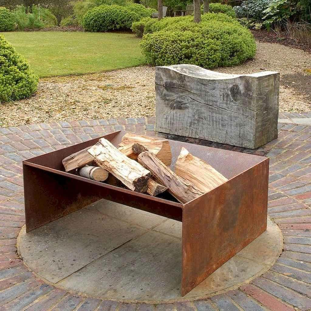 47 Easy and Cheap Fire Pit and Backyard Landscaping Ideas ...