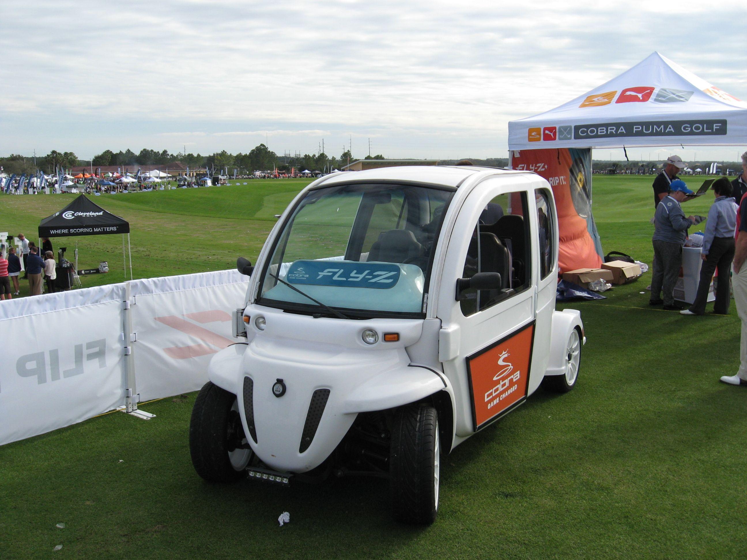 Demo Day - Puma Golf / Cobra Golf