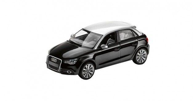 Audi A1 Sportback Black 1 43 Kyosho 5011201033 Audi A1 Audi