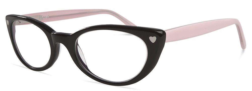 fe5bc061c93 Love L740 Black Pink