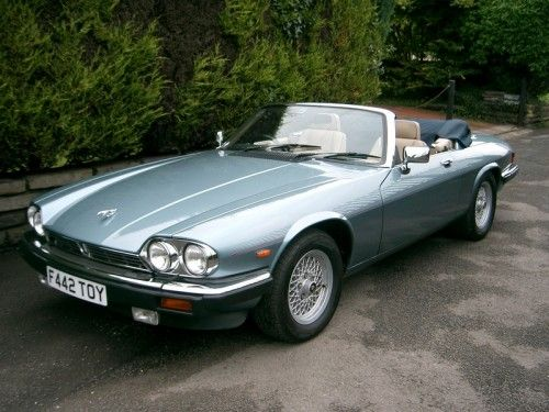 jaguar xj s v12 1975 pictures