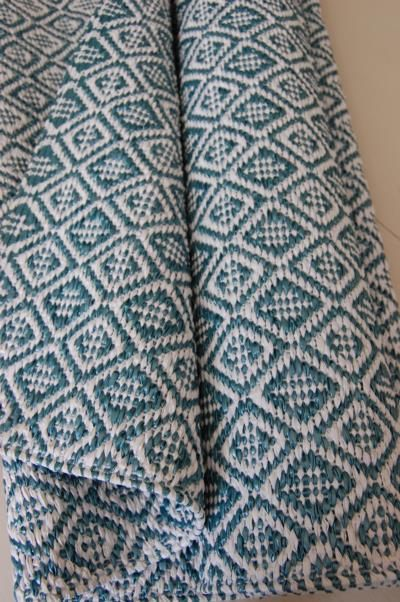 Plastic Woven Rug In Swedish Traditional Pattern Practical Things Scandinavian Interiors