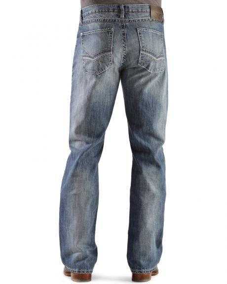 ddfd11073c7 Wrangler 20X Jeans - Limited Edition No. 42 Vintage Slim Fit Boot Cut