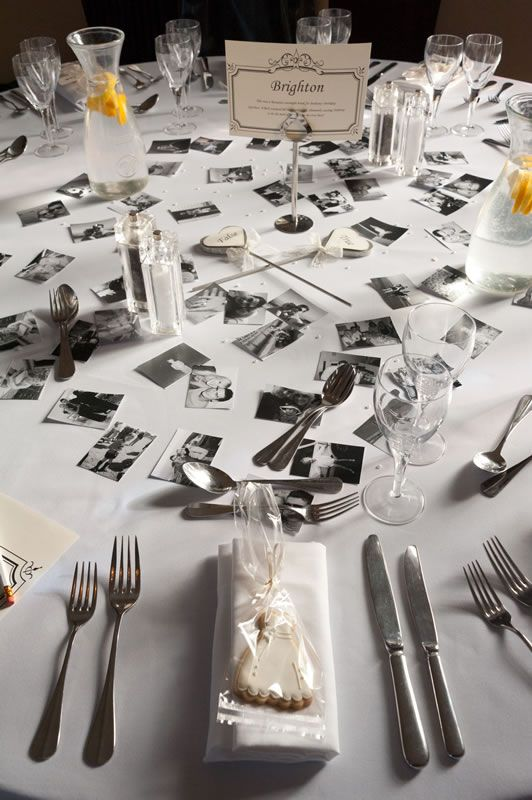 How To Choose The Best Wedding Table Names For You Wedding