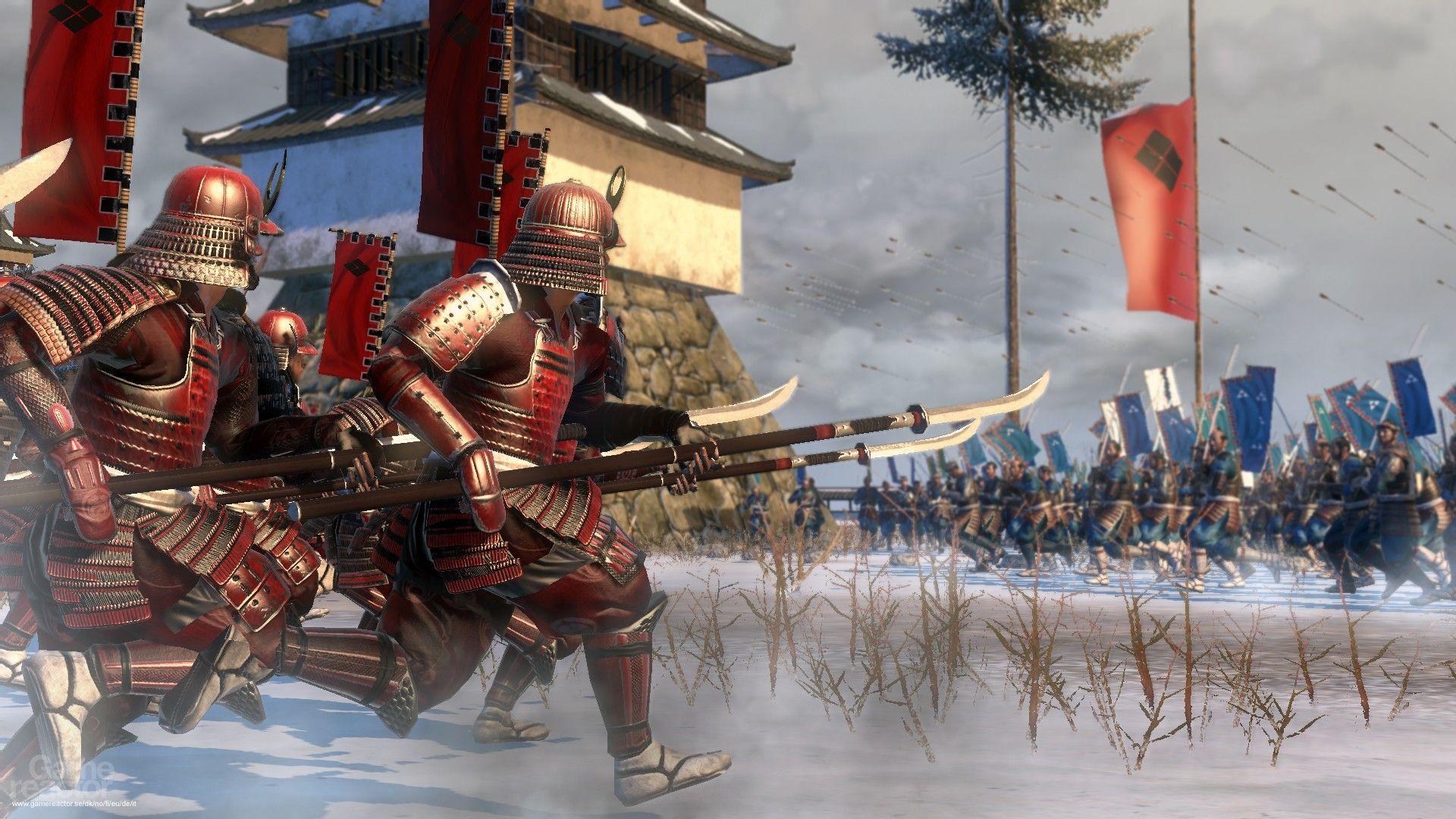 Total War Shogun Wallpaper Game Wallpapers With Images Japan