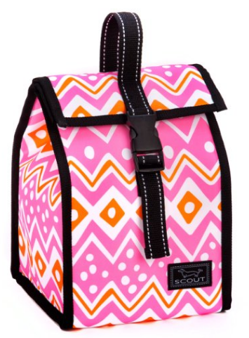 This super-cute Scout Lunch Bag features a PVC-free interior and a buckle 5cc6330c77