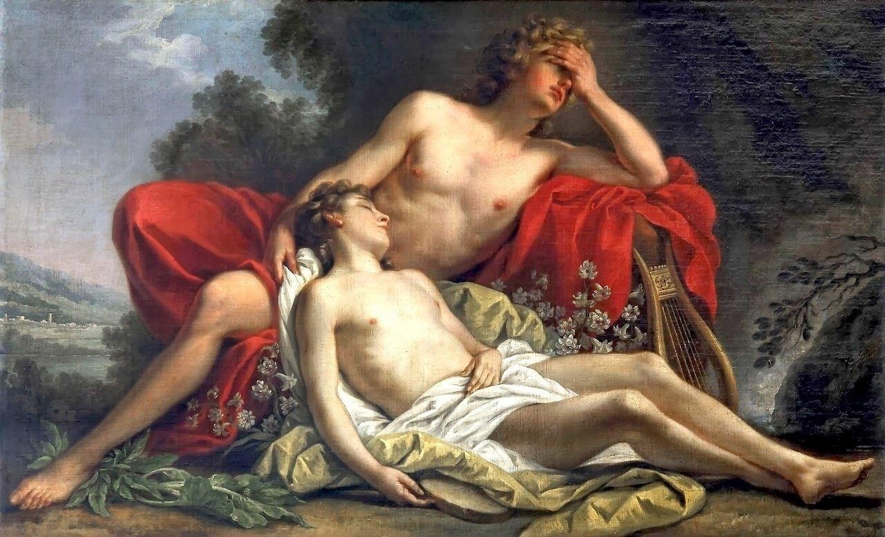 """W.A.Mozart """"Apollo et Hyacinthus""""  K. 38: Act I: """"Aria: Saepe terrrent Numina"""" Arno Argos Raunig (sopranist) - Hyacinthus (Hyacinth, Hyazinth, Гиацинт)"""