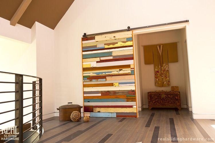 Refurbished Sliding Door Urban Treehouse J8415 Doors Pinterest