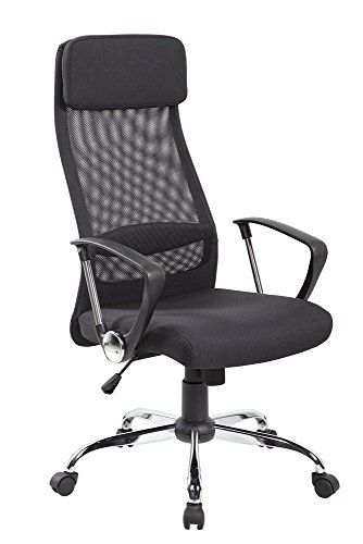 Home Decorators Collection United Chair Uoc8045bk High Back Mesh