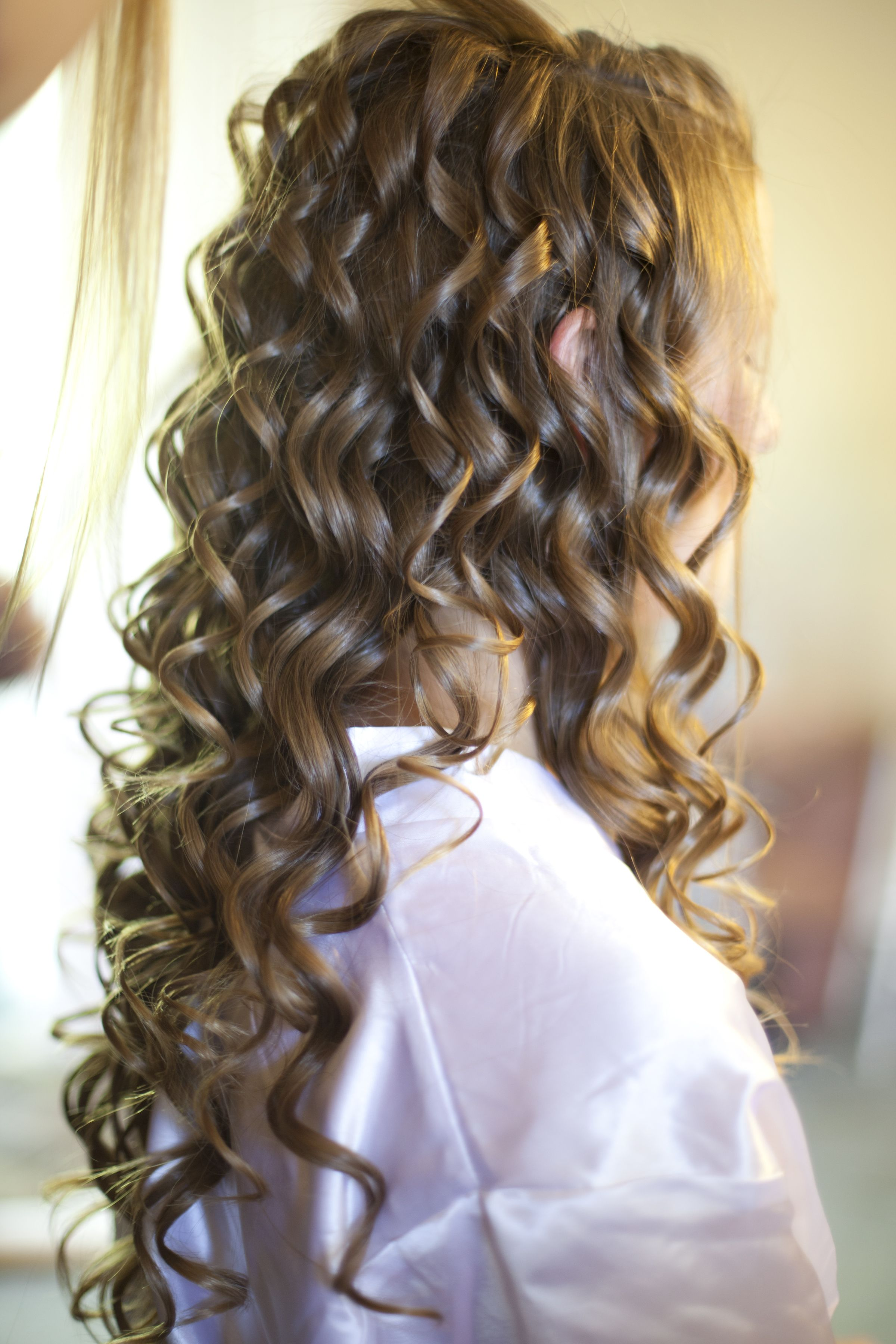 The Wand Curling Iron My Hairstylist Had Worked Magic On My