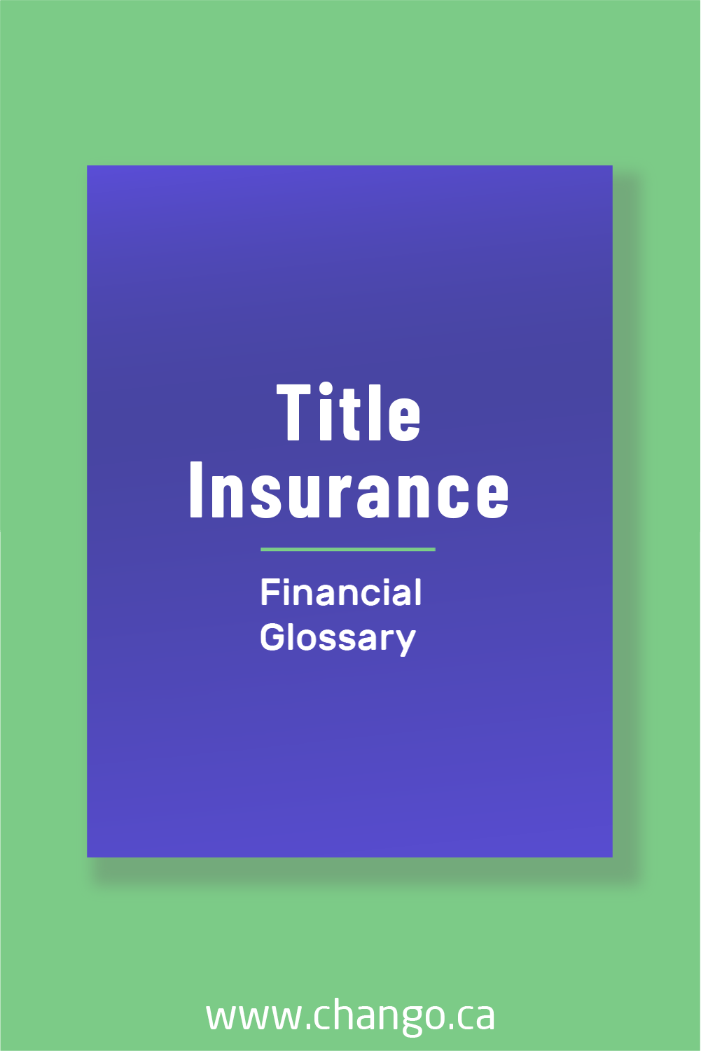 What is Title Insurance? in 2020 Title insurance