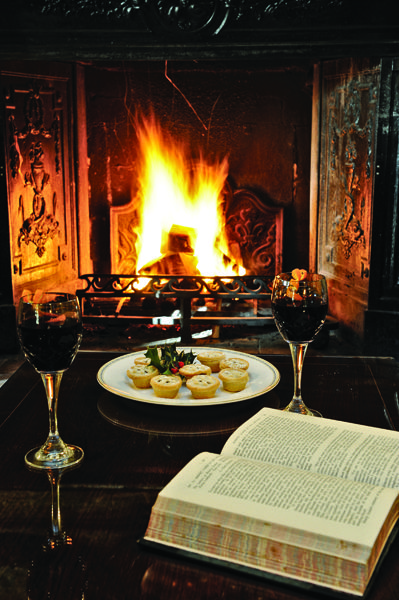 When winter arrives . . . Love is a warm fire, a good book, a hot ...