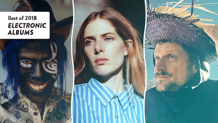 The best electronic albums of 2018 — The A V  Club | Music