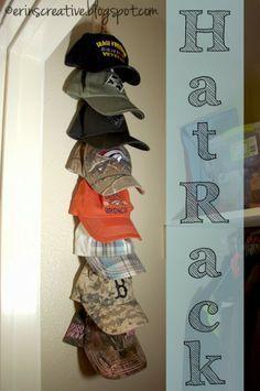 Diy Hat Rack Diy Hat Rack Diy Clothes Rack Diy Hat