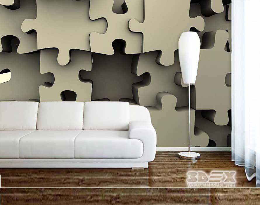 Best 3D Wallpaper For Living Room Walls 3D Mural Designs New Options And  Ideas To Decorate Your Interior With 3D Wallpaper For Home Walls, We Will  Help You ...
