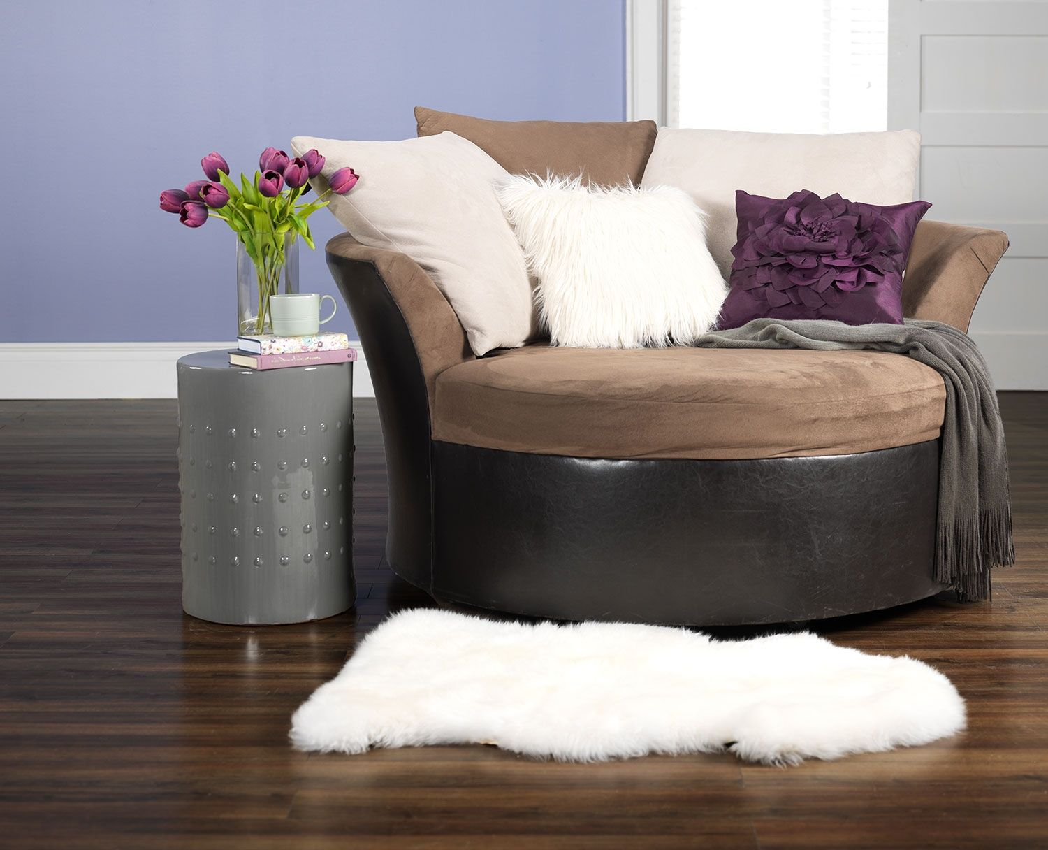 swivel sofa with chair net cuddler
