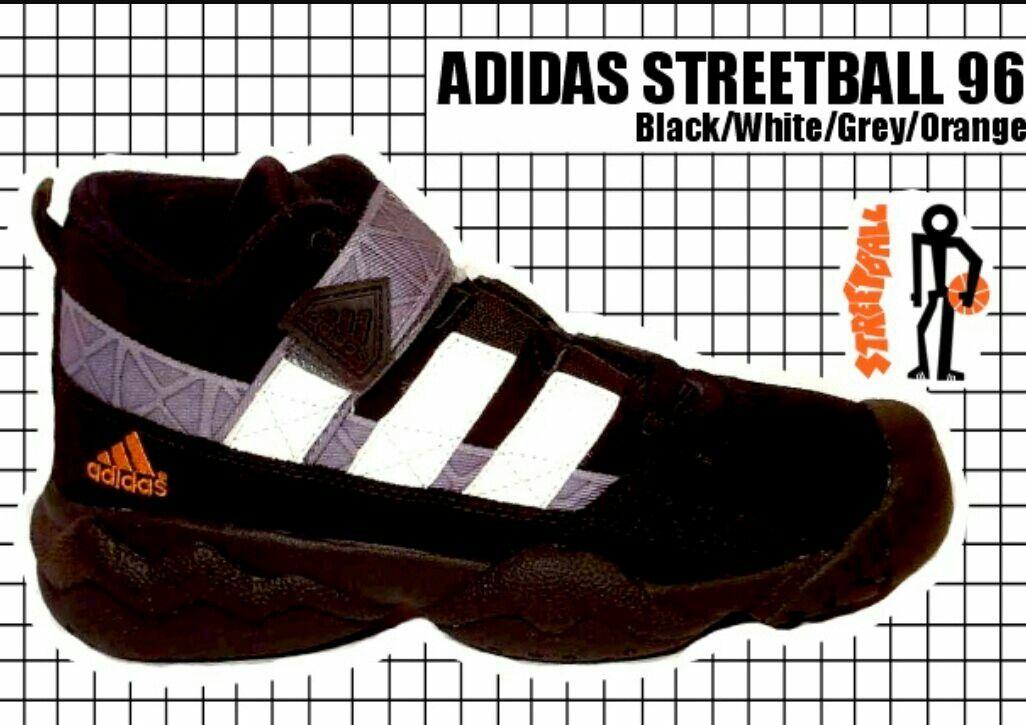 temporal Nublado Joven  Adidas streetball 1996 | Adidas, Sneakers, Fresh sneakers