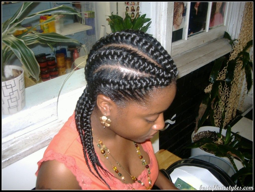 Braids For Black Women 2013 | Best Braided Hairstyles For Black ...