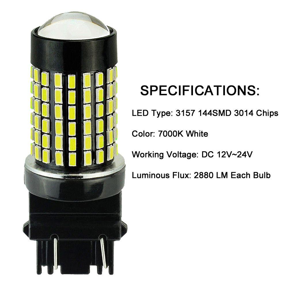 3157 Led Led Led Light Bulb Bulb