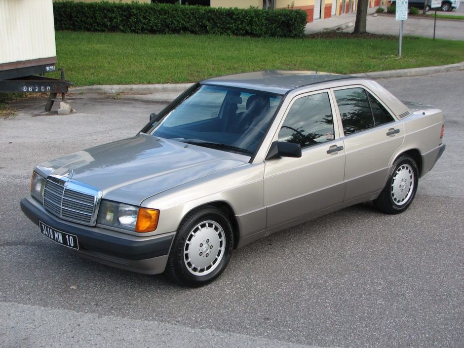 Euro 1989 Mercedes Benz 190e 2 6 5 Speed With Images Mercedes