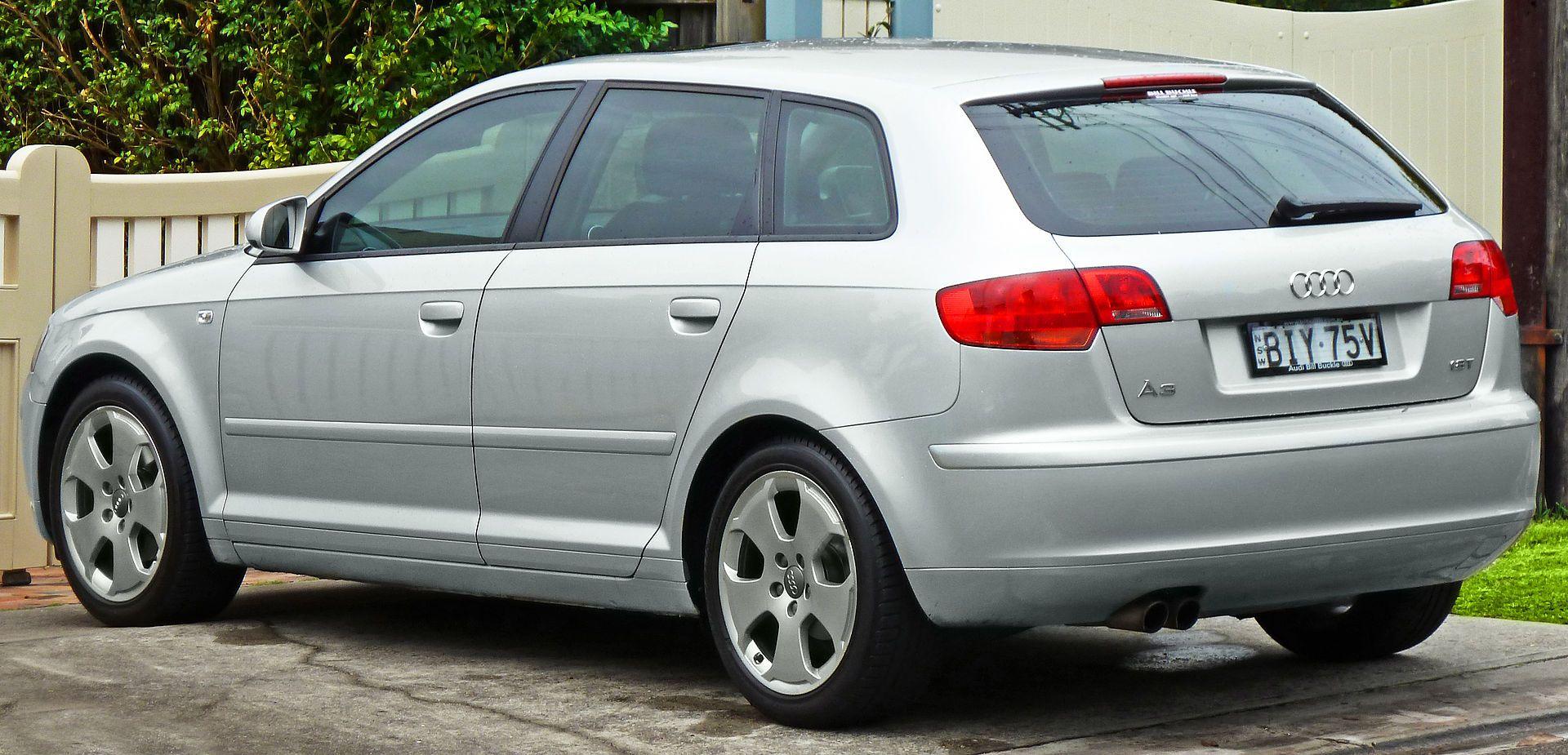 2005 2008 Audi A3 8pa 1 8 Tfsi 5 Door Sportback 2011 07 17 Audi A3 Wikipedia Audi A3 Audi Suv