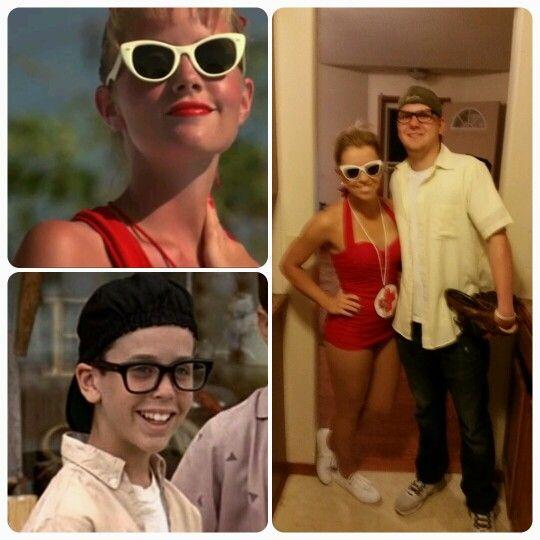 couples halloween costume wendy peffercorn and squints sandlot diy flash back to summer sc 1 st pinterest