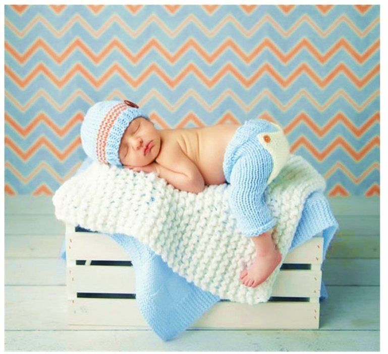 8c19fd7626cc Fashion Cute Newborn Baby Boy Girl Costume Outfits Photography Props ...