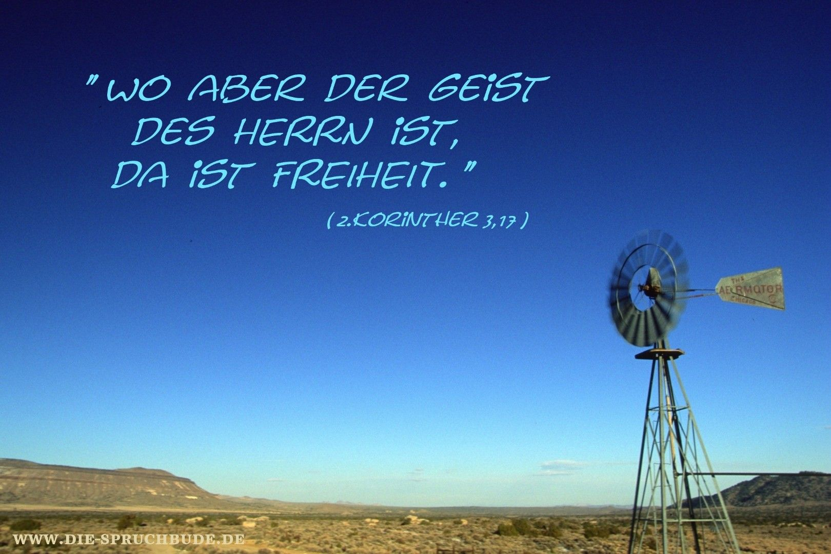 Bibel Freiheit