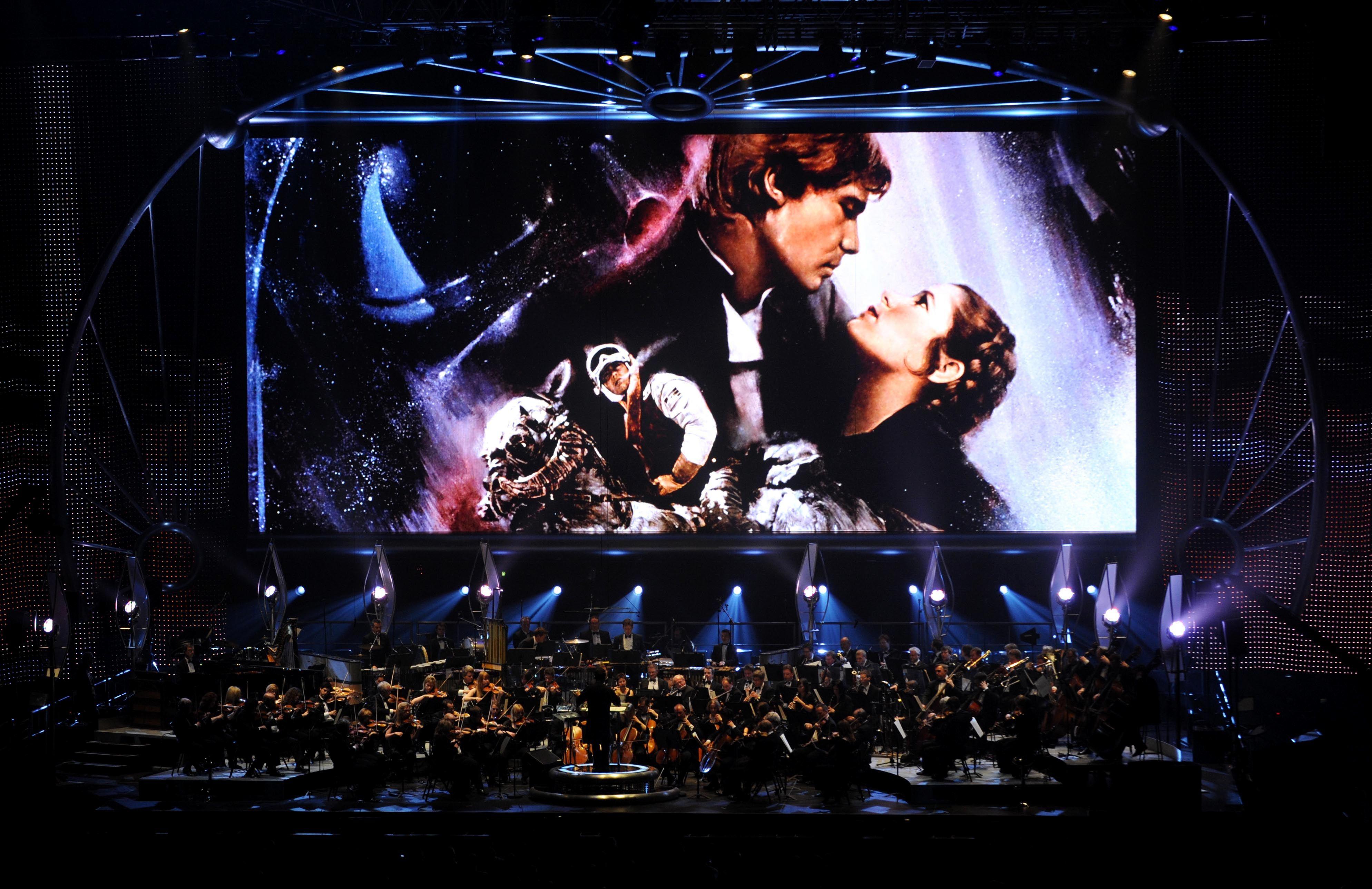 Star Wars symphonic