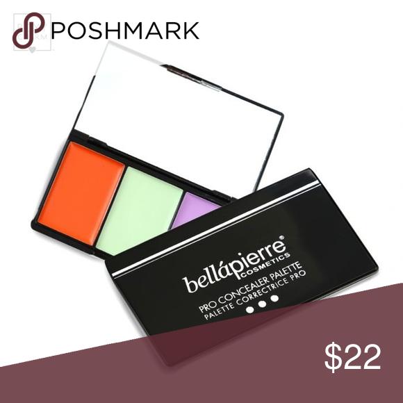 2/30New🌟 Concealer Palette Bellápierre Pro Concealer