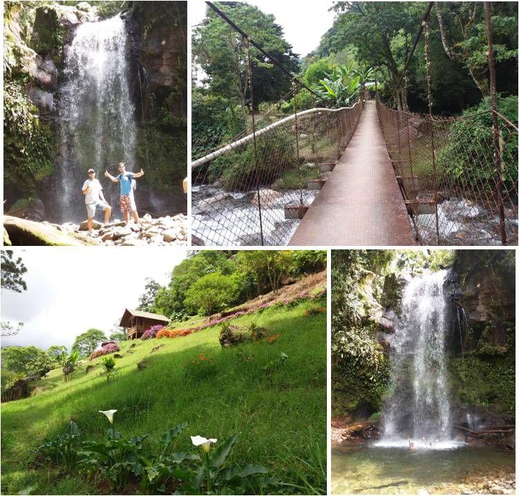 Viajar a Boquete en Panamá