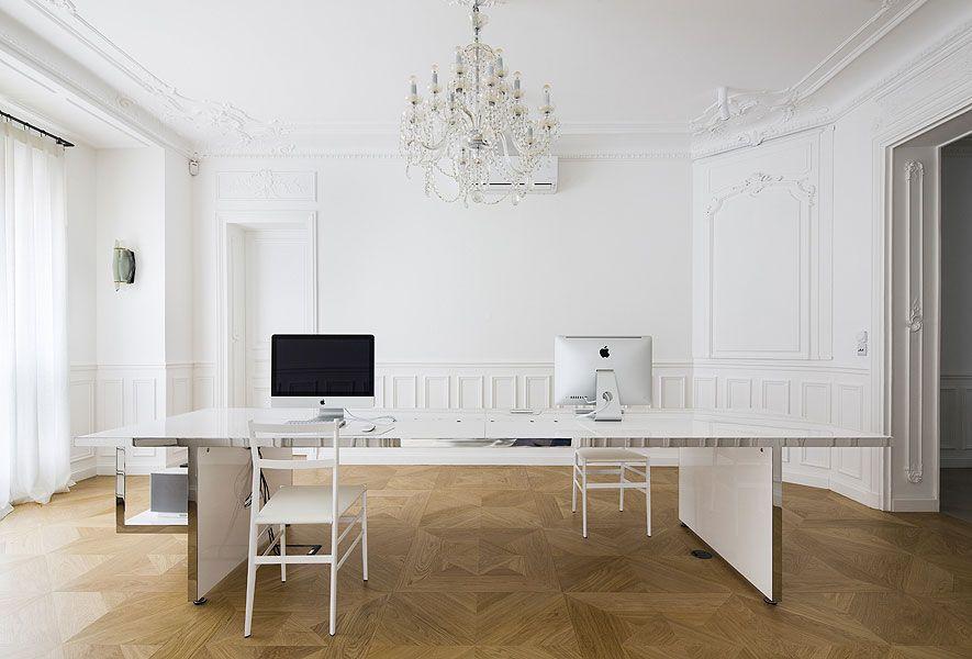 studio alireza razavi architecte d\'intérieur / appartement surplombe ...