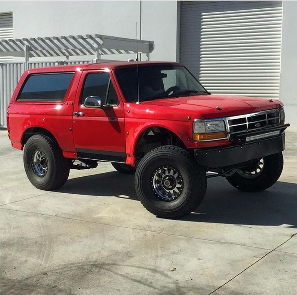 Ford Bronco Baja Ready Pinterest And 1980 Front Axle