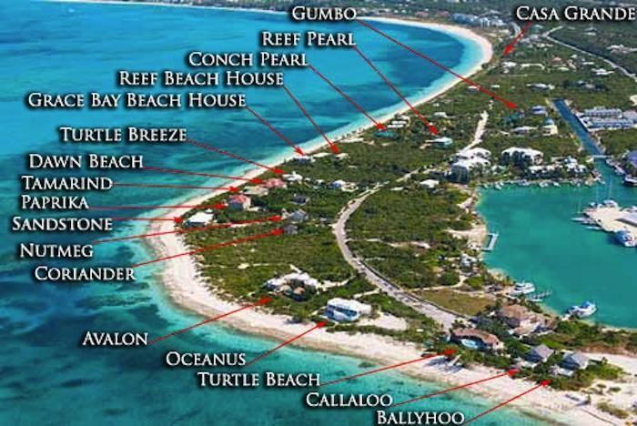 Villa 306 Grace Bay Turks Caicos