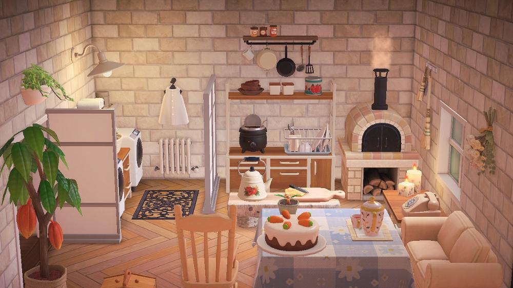 Kitchen Island Nookazon - Kitchen Ideas on Animal Crossing Kitchen Island  id=82804
