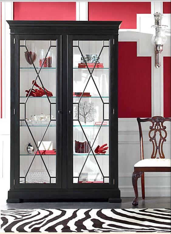 Beau Red Interiors. Ethan Allen Birkhouse Display Cabinet. Ethan Allen  Furniture. Https://www.facebook.com/ethanallenbuford