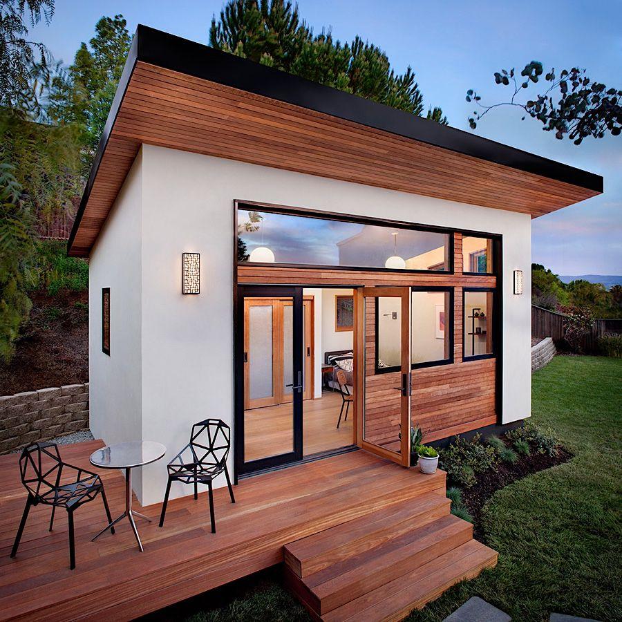 Perfect Klein, Aber Oho: Das Fertighaus Britespace Model 264 Von AVAVA Systems Der  Traum Vom Eigenen Haus Bleibt Für Viele Eine Wunschvorstellung.