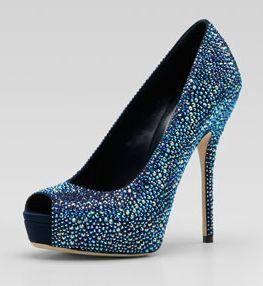Gucci Sofia etolie strass   Heels, High