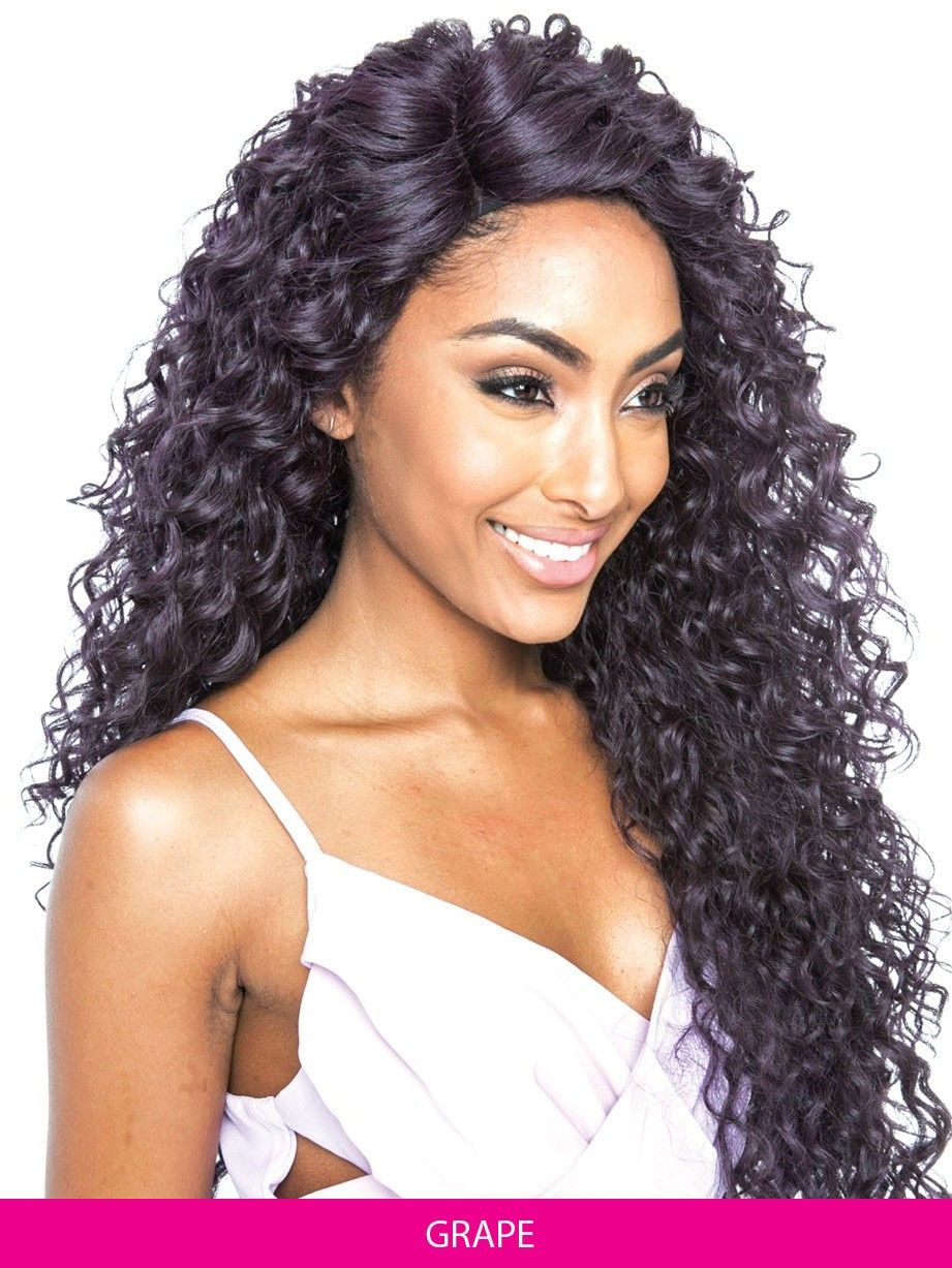Brown Sugar Human Hair Mix Glueless Lace Front Wig BSG203 TRIBECA. Patent application - Patent pending, Elastic band, Quick and easy styling, Snug tight fit, No irritation, ebonyline.com