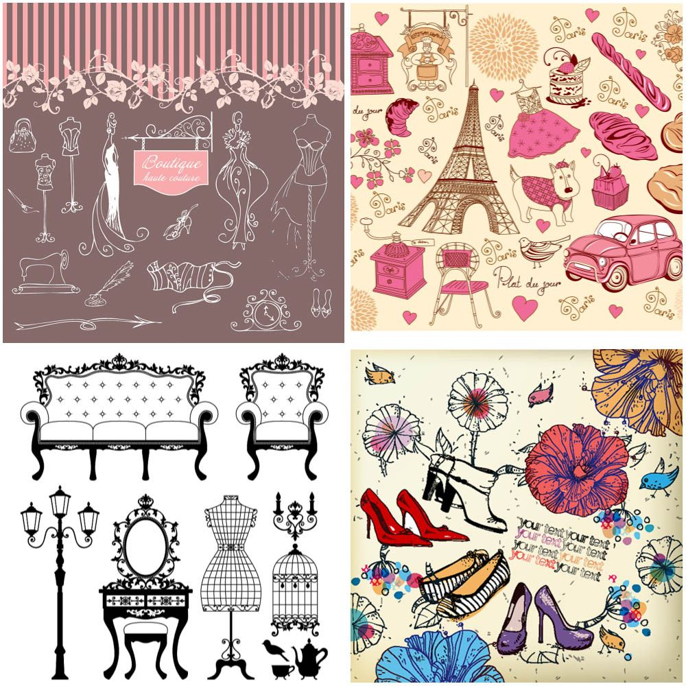 Decorative items for wedding decoration vector free for download and decorative items for wedding decoration vector free for download and ready for print over 10000 junglespirit Choice Image