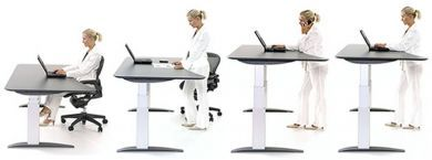 Standing Desks vs Sitting Desks Which Is Best Office Fit Out