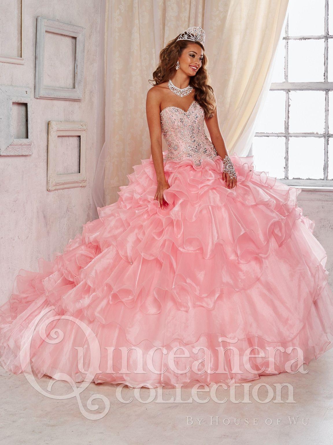 House of Wu Quinceanera Dress Style 26824 | 15 años, Traje y Quinceañera