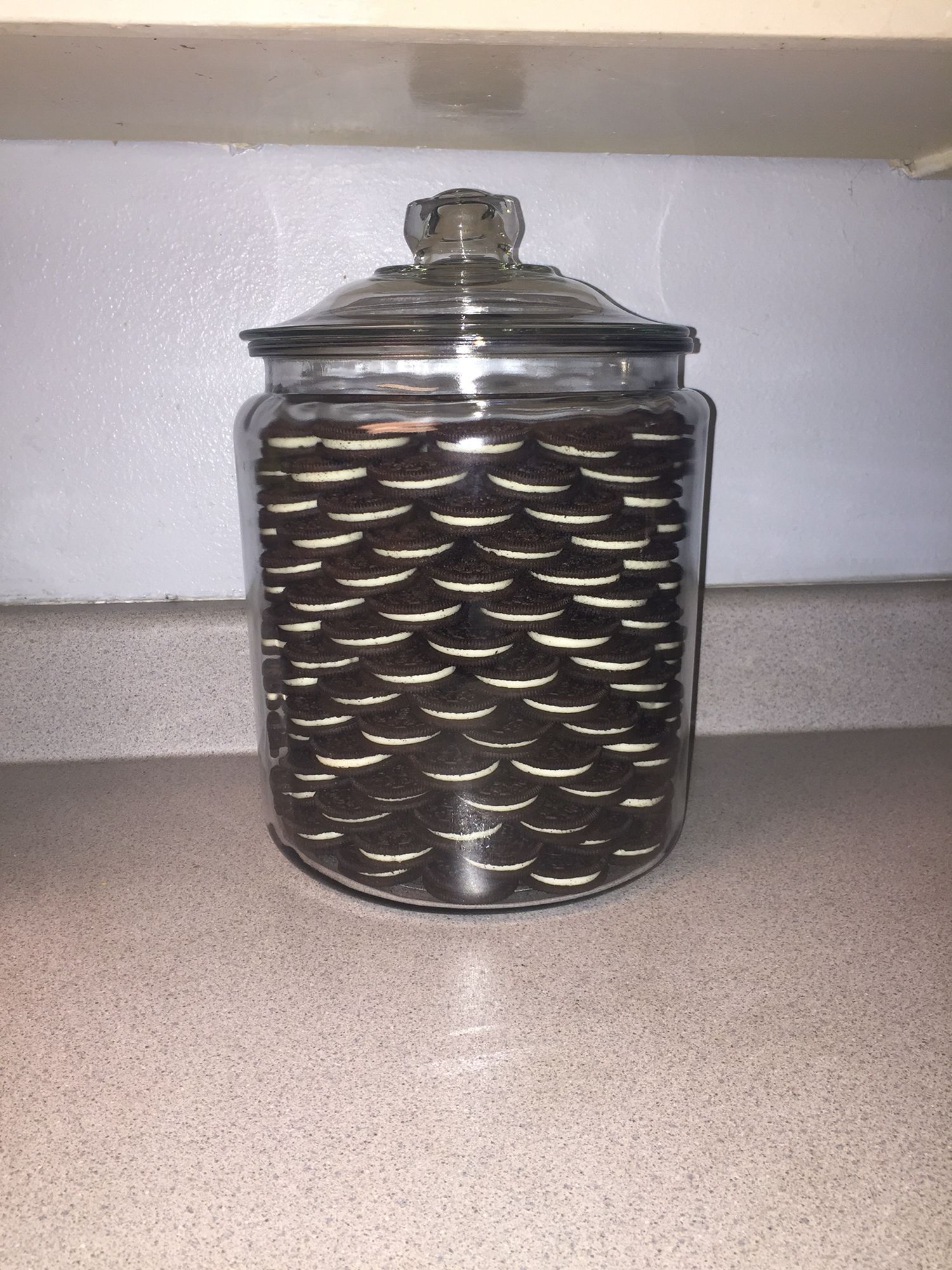 Khloe kardashian inspired cookie jar jar 6 for Kitchen jar decoration