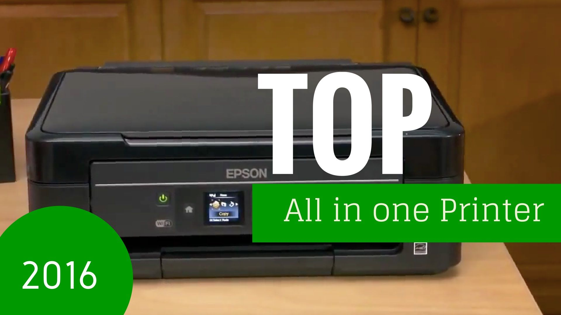 The Five Best Multifunction Printers of 2016 Top AllInOne