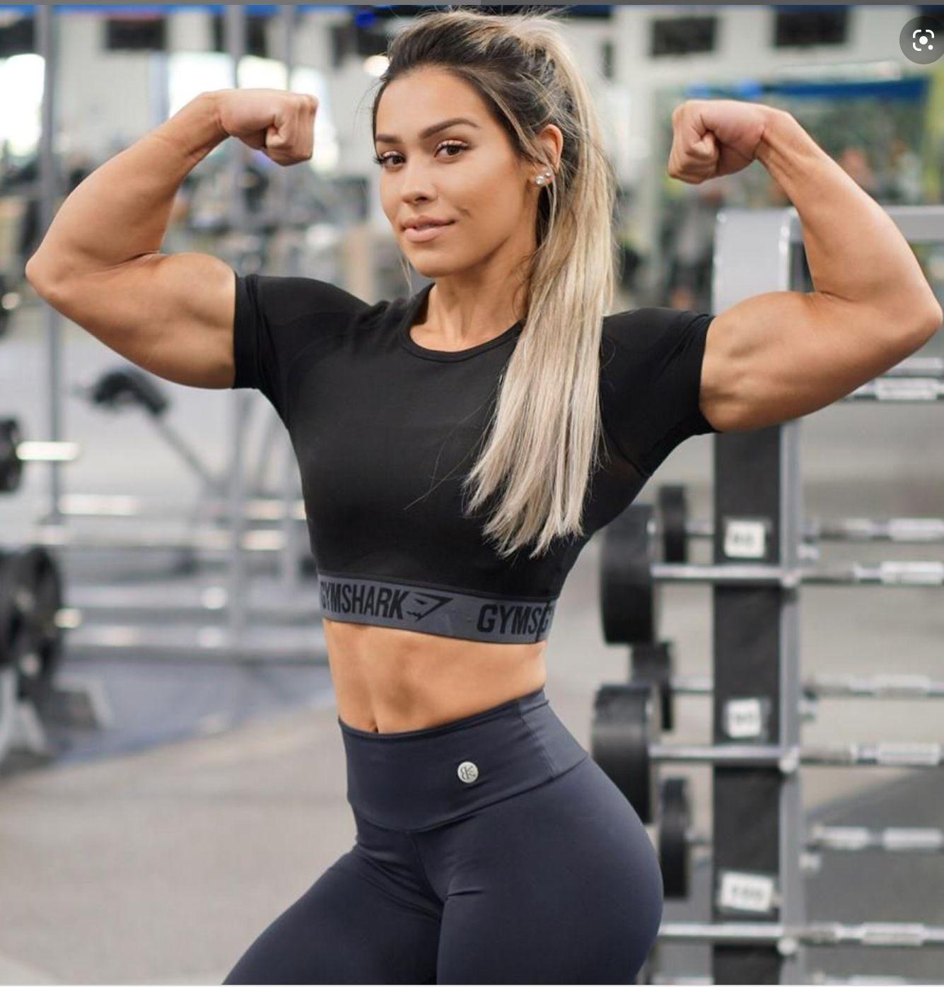 Cass Martin | Beautiful Muscle Girls