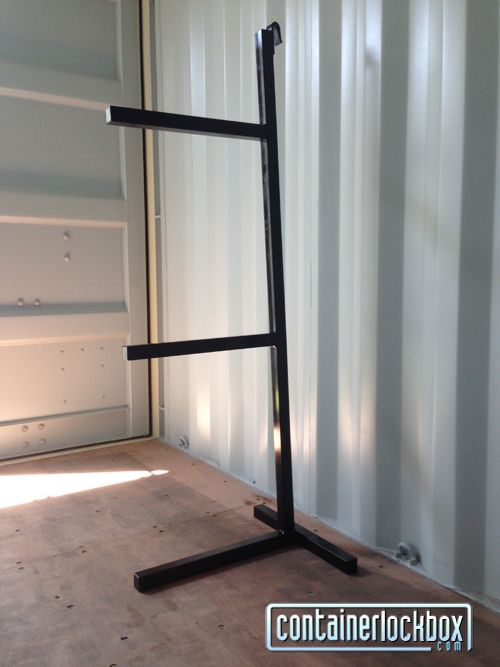 Container Shelving 2x Shipping Container Container Metal Storage Racks