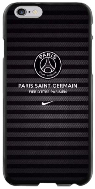 coque paris saint germain iphone 6