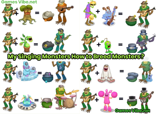 How To Breed Monsters In My Singing Monsters Full Step By Step Breeding Guide My Singing Monsters Singing Monsters My Singing Monsters Cheats