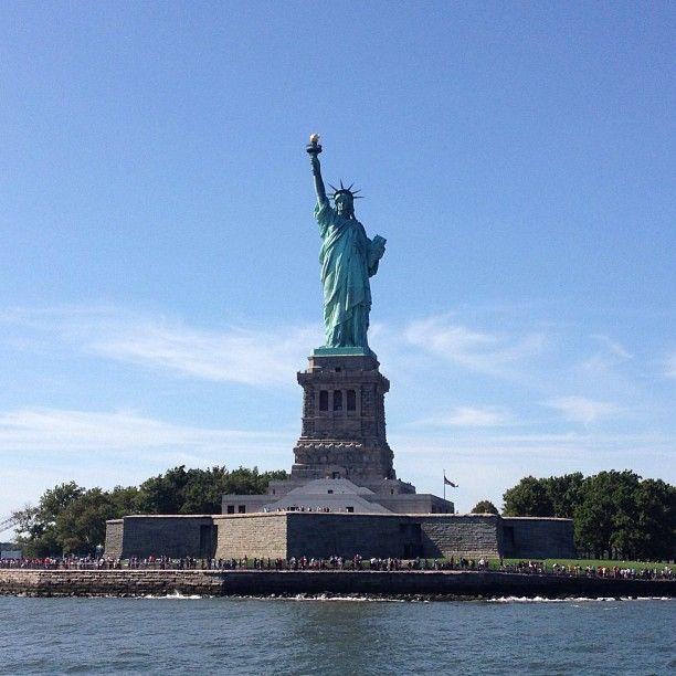 Estatua De La Libertad Statue Of Liberty Scenic Scenic Views