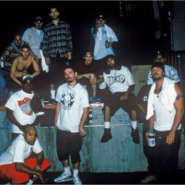 Beastie Boys x House of Pain x Cypress Hill